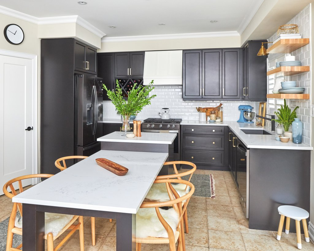 how to clean black stainless steel appliances