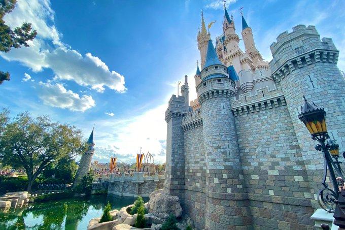 magic kingdom fast pass