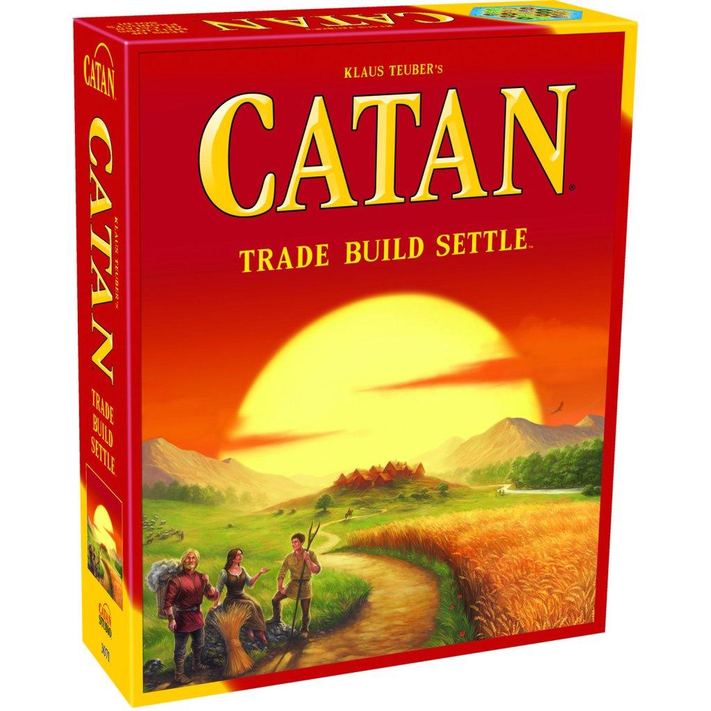 Catan-game