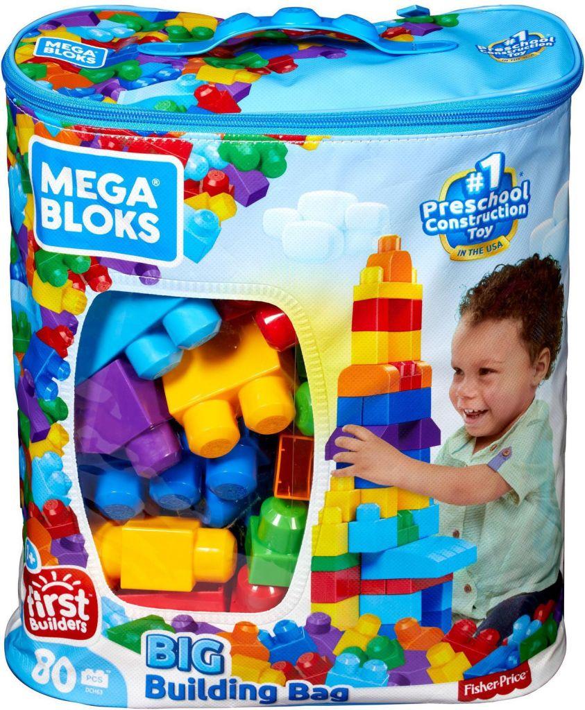 MEGA BLOCKS Big Building Bag