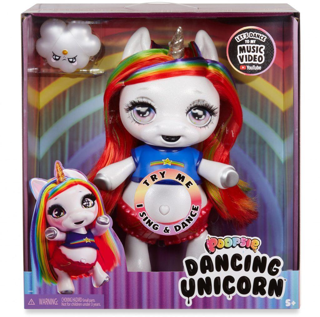 Poopsie Danicng Unicorn Rainbow
