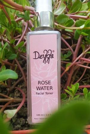 Deyga Organics Rose Water Facial Toner