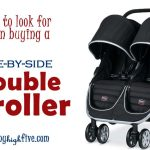 The Best Side by Side Double Strollers (2018 Version)