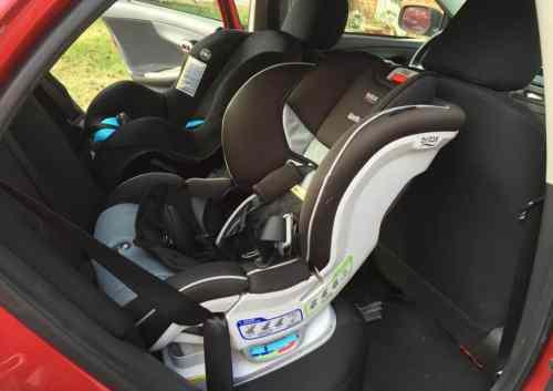 Britax USA Marathon ClickTight Convertible Car Seat