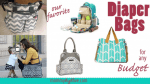 5 Good Value Designer Diaper Bags in 2018