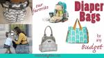 5 Good Value Designer Diaper Bags in 2018