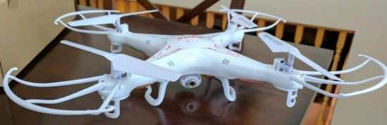 Syma X5C-1 Explorers 2.4Ghz Quadcopter for Kids and Teens