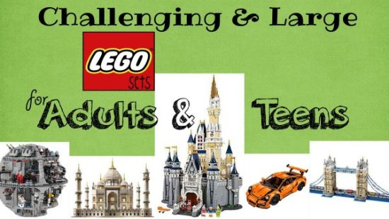 18 Large And Challenging Lego Sets For Adults And Teens Mommy High