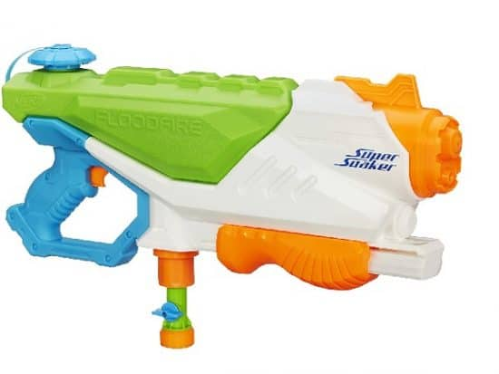 Accurate Super Soaker Floodfire Blaster