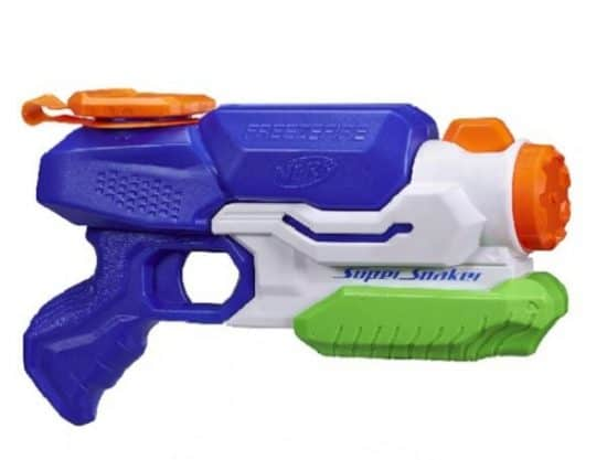 Fun Nerf Super Soaker Freezefire Blaster