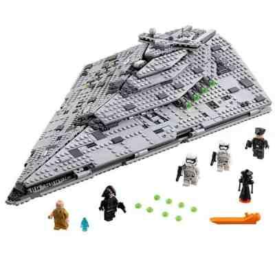 Lego Star Wars VIII First Order Star Destroyer