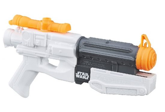 Super Soaker Episode VII First Order Storm Trooper