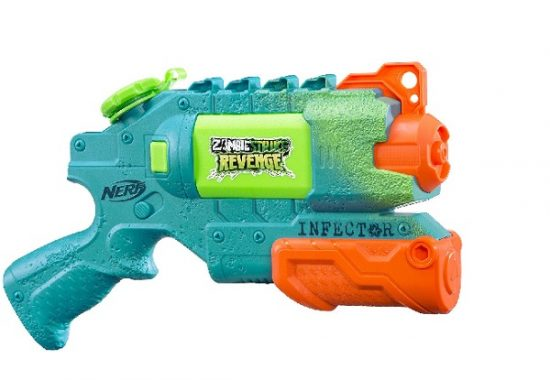 Super Soaker Zombie Strike Revenge Infector Water Gun