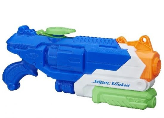 Powerful Nerf Super Soaker Scatterblast Blaster