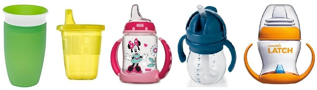 Best Sippy Cups for Infants and Toddlers