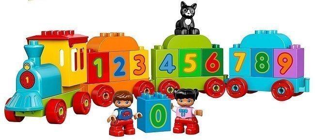 LEGO DUPLO My First Number Train 10847 Preschool Toy.jpg
