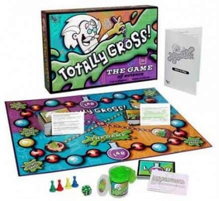 Science Game for 9-year-old boy
