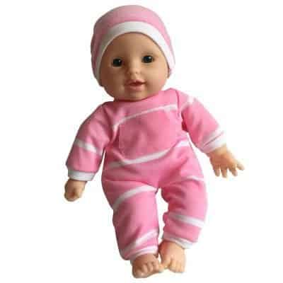 11 inch Soft Body Doll by the New York Doll Collection