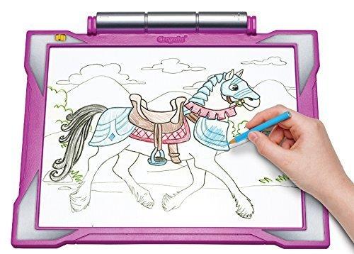 Crayola Light-up Tracing Pad Pink