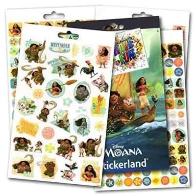 Disney Moana Stickers