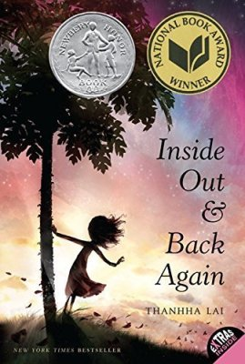Inside Out and Back Again Paperback