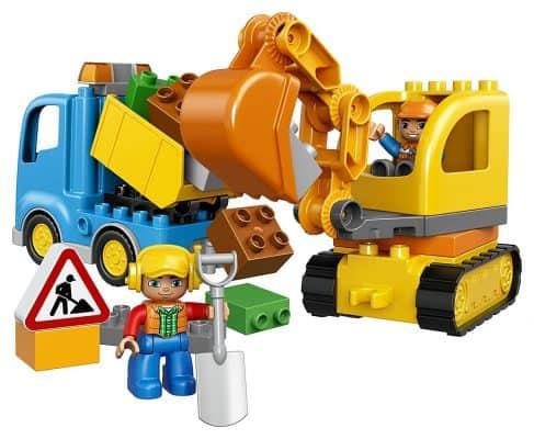 LEGO DUPLO Town Toddler Truck Toy