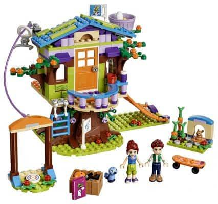 LEGO Friends Mia's Tree House 41335 Building Set