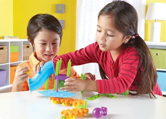 Learning Resources Playground Engineering & Design STEM Set