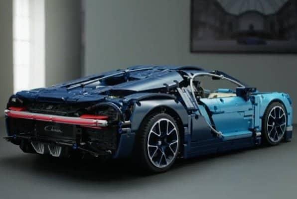 LEGO Technic Bugatti Chiron 4208