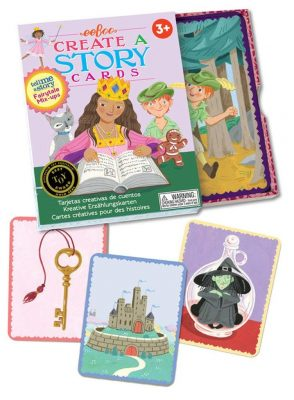 eeBoo Create and Tell Me A Story Cards