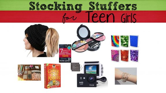 Budget Stocking Stuffers and gifts for Teen Girls