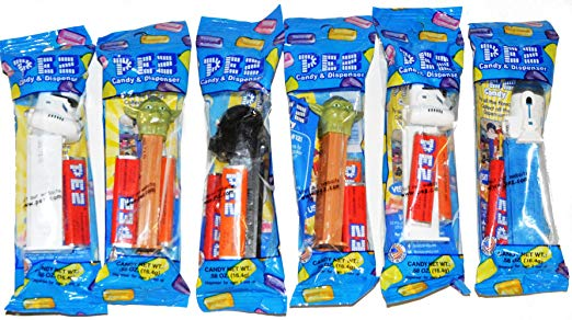 PEZ-Star Wars