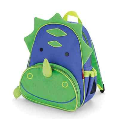 Zoo Toddler Backpack for 1-Year-Old Boy