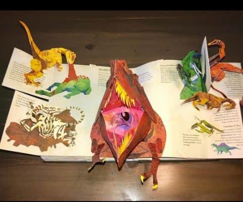 Dinosaur: The Definitive Pop-Up Book by Robert Subuda