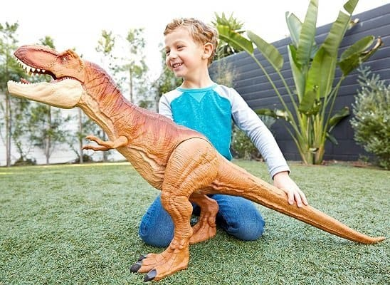 Jurassic World Super Colossus Tyrannosaurus Rex