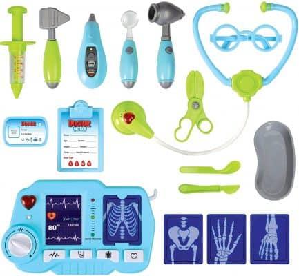 Kangaroo Toy Doctor Kit for Children