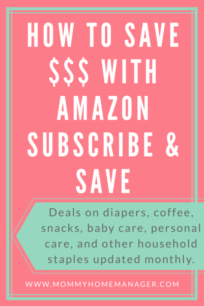 Amazon Subscribe & Save is a great way to get your household staples delivered right to your door and save some money in the process. Check out the best deals for each month.