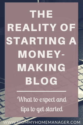 Have you ever thought about starting a blog? Are you curious how bloggers get started, grow a following, and make money? This post goes through the REALITY of getting started as a blogger including how to get paid.