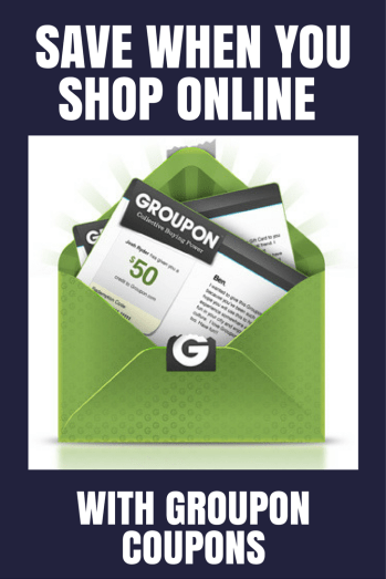 Shopping online is a great way to compare prices and save money. Now you can save even more using Groupon Coupons for places that you already shop!