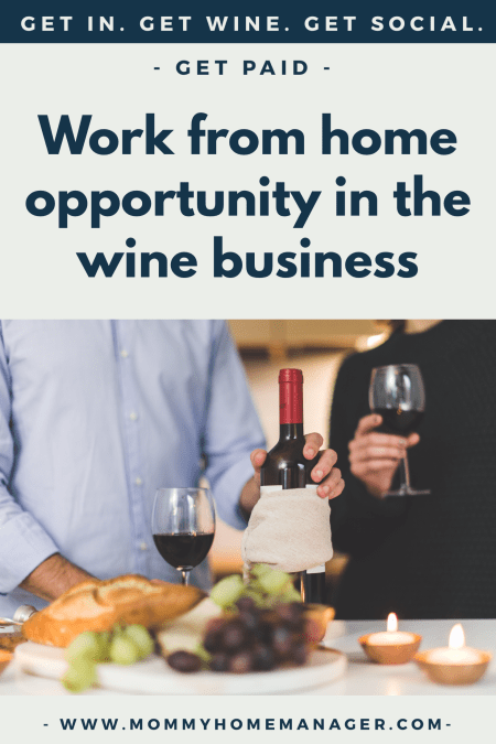 Checkout this post to find out why my husband and I decided to start a side business with a direct sales wine company and how you can get paid to drink wine and share with friends.