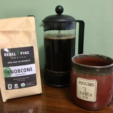 Need gift ideas for a coffee lover in your life? Just looking to try some new coffee? Check out Rebel Pine! Great coffee with a great mission. #coffee #coffeelover #coffeeislife