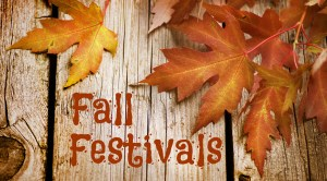 Fall Festivals (Various Locations)