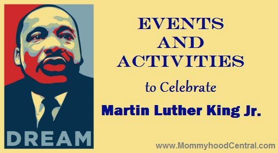Mlk Art Projects For Kids