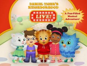 Daniel Tiger's Neighborhood LIVE (Red Bank, NJ) @ Count Basie Theatre | Red Bank | New Jersey | United States