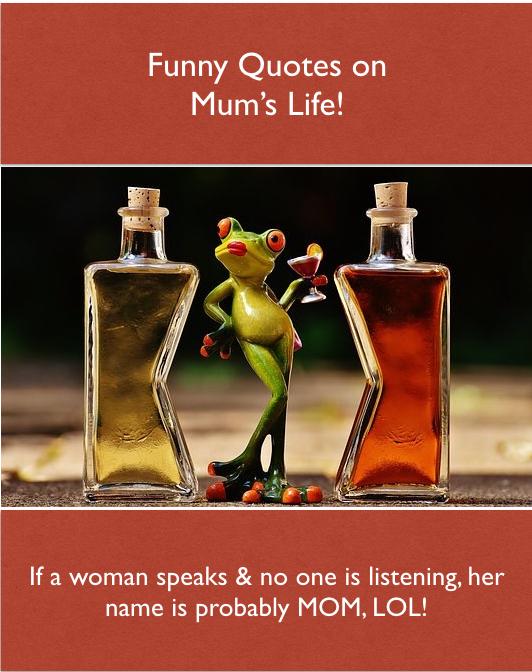 A Mums life