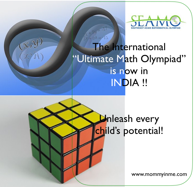 SEAMO Maths Olympiad in india