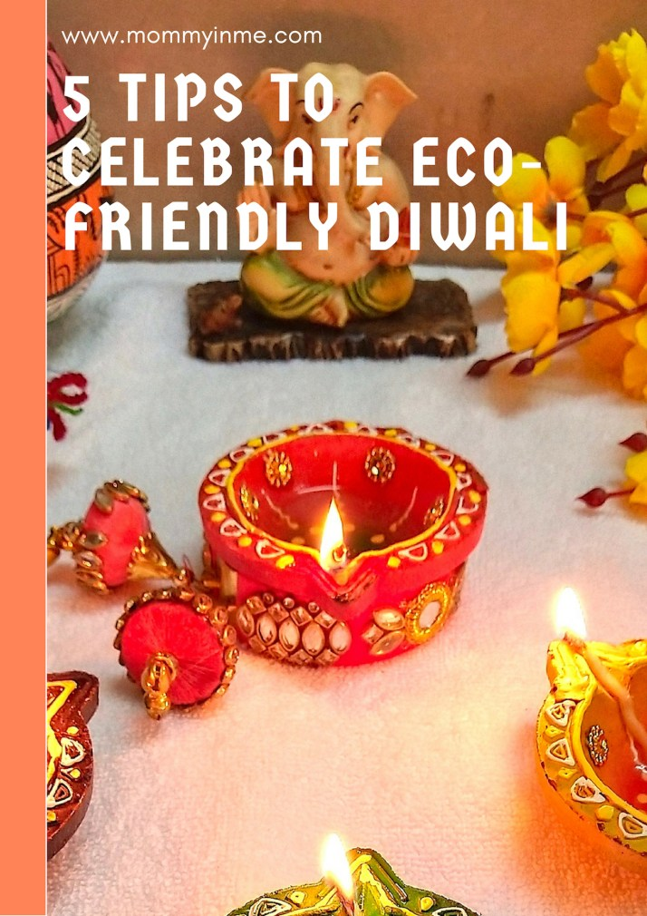 WIth the Air pollution on the rise, with the AQI soaring the levels, why not lets plan to celebrate Ecofriendly Diwali? Read some Tips to celebrate eco friendly diwali with kids #Diwali #Deepavali #festivities #festivaltime #celebrations #ecofriendly