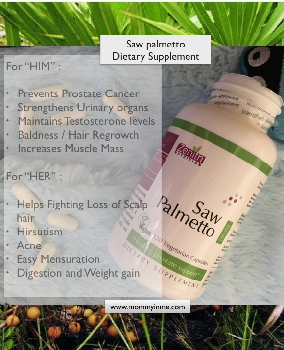 Did you know the benefits of Saw palmetto in keeping the Prostate healthy and recovering Male Baldness? Read here to know Saw Palmetto berry benefits in Men and Women #SawPalmetto #Dietarysupplement #Zenith #Zenithnutrition #prostate #baldness #hairloss
