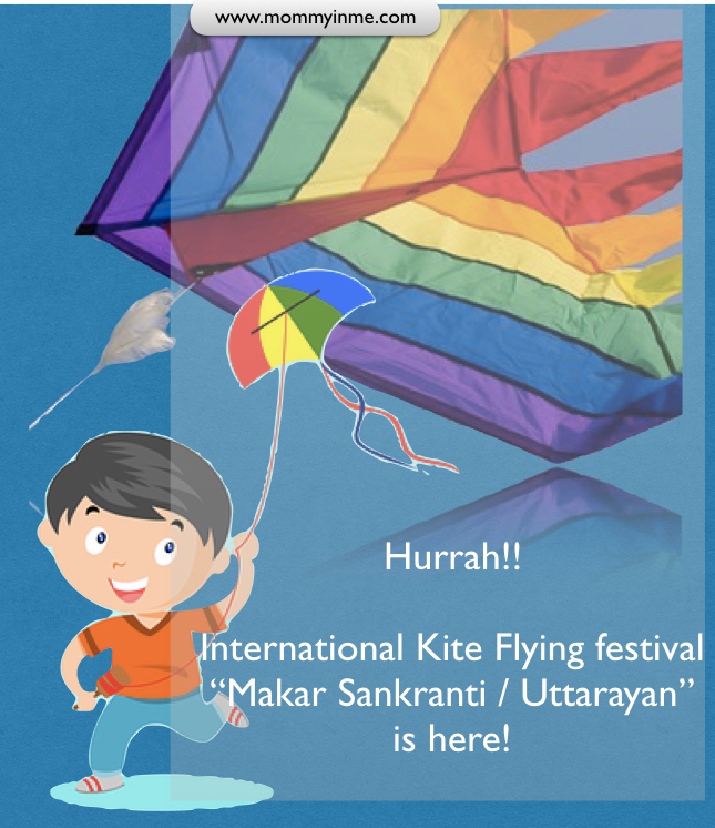Makar Sankranti for Kids | International Kite Festival