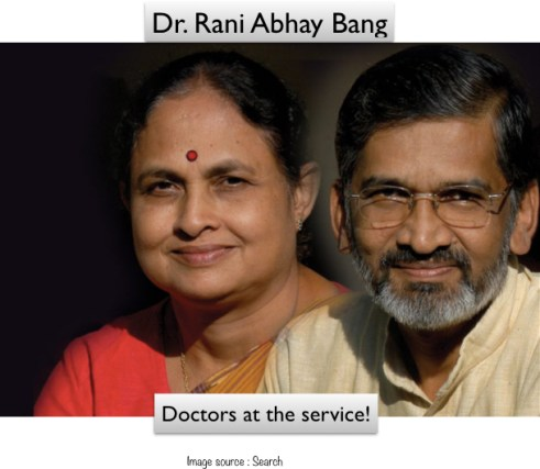 Time to get inspired by women Padmashri Award winners, here, Dr.Rani Abhay Bang, this Womens day! Red to know more about amazing Indian women at work despite their ages! #womenatwork #socialservice #padma #awards #padmashri #winners #womensday